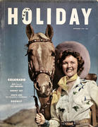 Holiday Magazine September 1952 Magazine