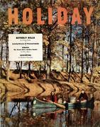 Holiday Magazine October 1952 Magazine