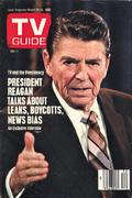 TV Guide March 20, 1982 Magazine