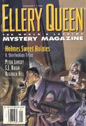 Ellery Queen's Mystery Magazine January 1996 Magazine