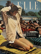 Elle Magazine July 18, 1949 Magazine
