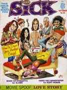 Sick Magazine September 1971 Magazine