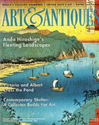Arts & Antiques Magazine October 1997 Magazine