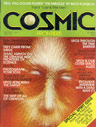 Cosmic Frontiers Magazine April 1977 Magazine