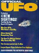 Official UFO Magazine May 1975 Magazine