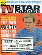 TV Star Parade Magazine September 1965 Magazine