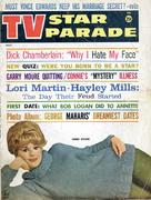 TV Star Parade Magazine May 1962 Magazine