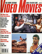 Video Movies Magazine November 1984 Magazine