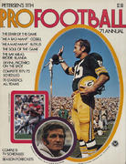 Petersen's Pro Football Annual 1971 Magazine
