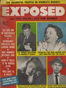 Exposed Magazine November 1956 Magazine