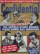 Confidential Magazine March 1963 Magazine