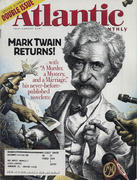 The Atlantic Magazine July 2001 Magazine
