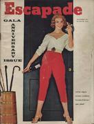 Escapade Magazine December 1957 Magazine