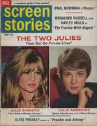 Screen Stories Magazine May 1966 Magazine