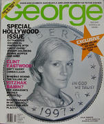 George Magazine March 1997 Magazine
