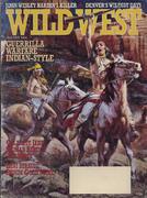 Wild West Magazine August 1994 Magazine