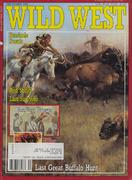 Wild West Magazine December 1988 Magazine