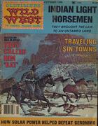 Oldtimers Wild West Magazine October 1978 Magazine