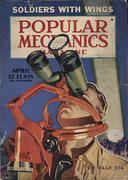 Popular Mechanics April 1, 1941 Magazine