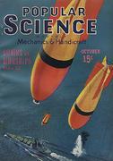 Popular Science October 1940 Magazine