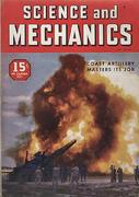 Science and Mechanics Magazine October 1940 Magazine