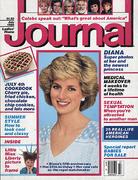 Ladies' Home Journal July 1986 Magazine