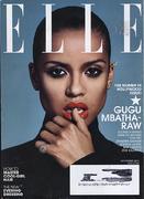 Elle Magazine November 1, 2014 Magazine