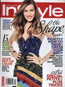 In Style Magazine February 2014 Magazine