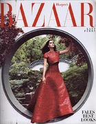 Harper's Bazaar October 2014 Magazine