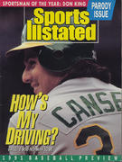 Sports Illstated Spring 1991 Magazine