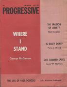 The Progressive Magazine July 1972 Magazine