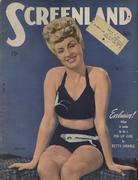 Screenland Magazine July 1943 Magazine