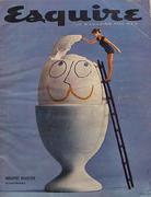 Esquire April 1, 1956 Magazine
