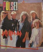 Pulse! Magazine September 1987 Vintage Magazine