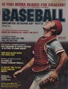 Baseball Sports Stars of 1973 Magazine
