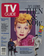TV Guide Commemorative Issue Magazine