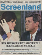 Screenland Magazine June 1967 Magazine
