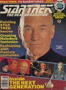 Star Trek Magazine September 1990 Magazine