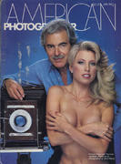 American Photographer Magazine April 1985 Magazine