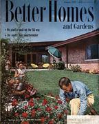 Better Homes And Gardens Magazine January 1955 Magazine