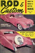Rod & Custom Magazine August 1957 Magazine