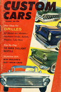 Custom Cars Magazine December 1959 Magazine