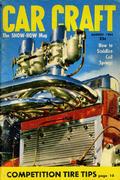 Car Craft Magazine August 1954 Magazine