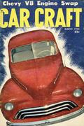 Car Craft Magazine March 1956 Magazine