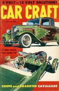 Car Craft Magazine June 1957 Magazine
