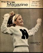 Chicago Tribune Magazine October 23, 1966 Magazine