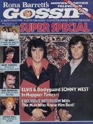 Rona Barrett Magazine April 1978 Magazine