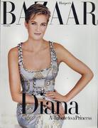 Harper's Bazaar November 1997 Magazine