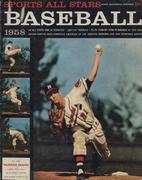 Sports All Stars Baseball 1958 Magazine