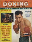 Boxing Illustrated Magazine May 1960 Magazine